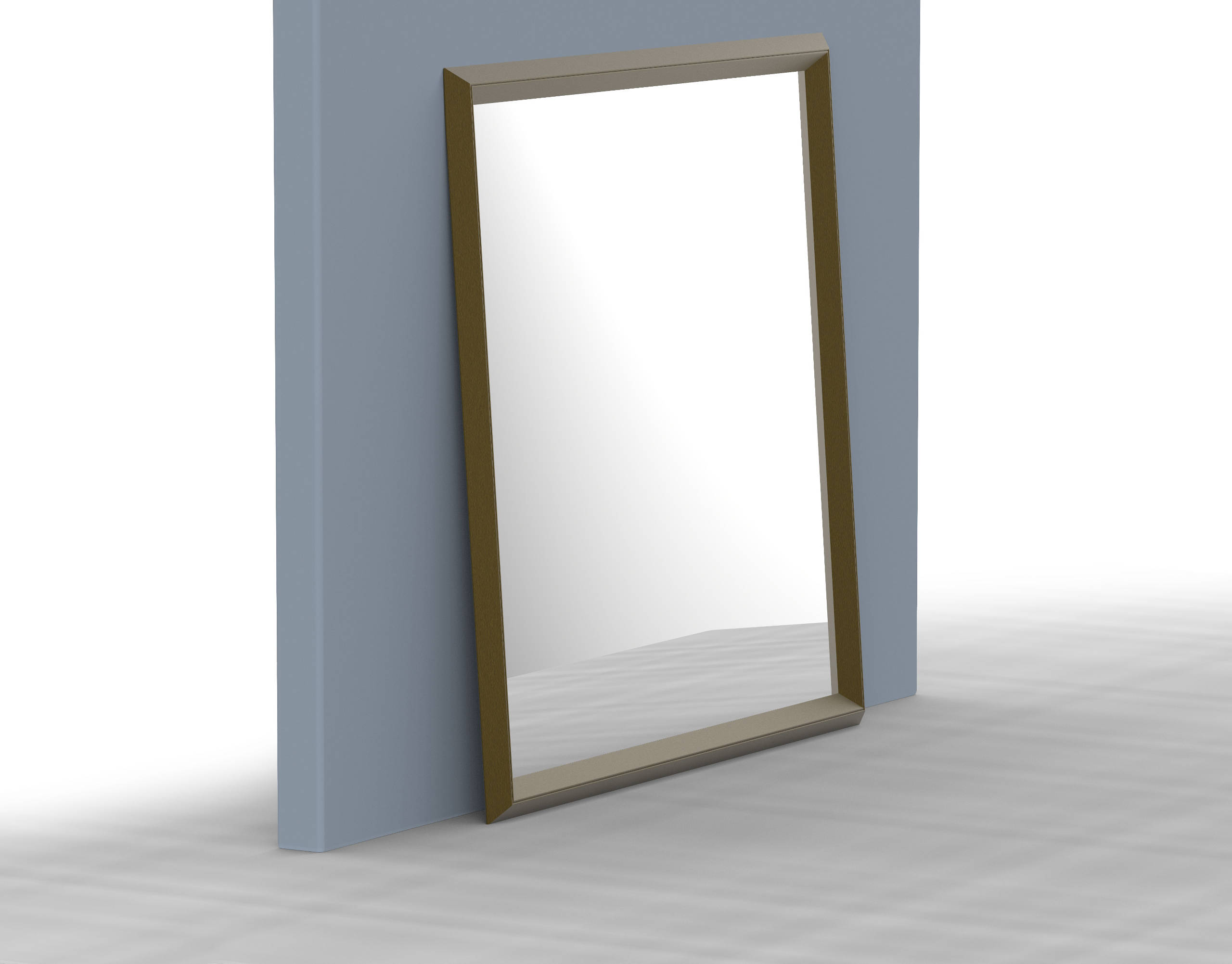 Albedo Design DOUBLE mirror with metal frame