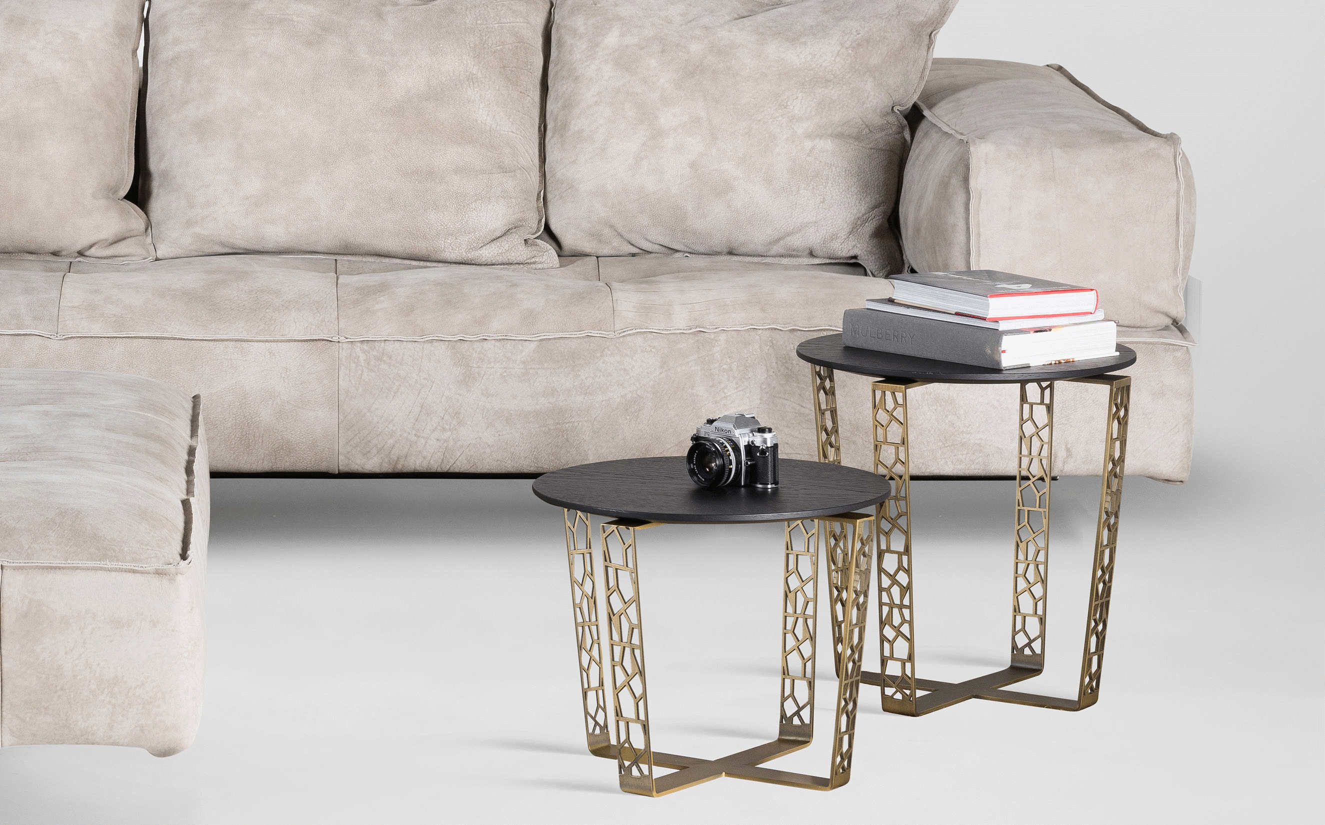 ARABESQUE Coffee table by Albedo Design