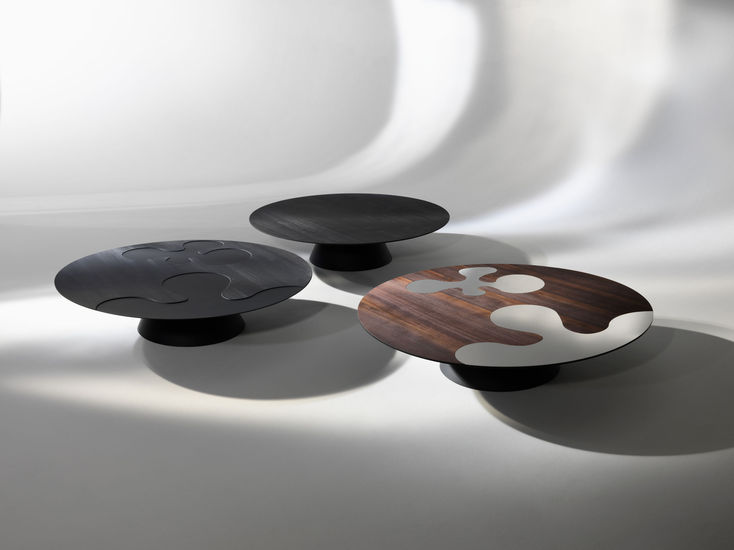 ISOLE Coffee tables by Albedo Design