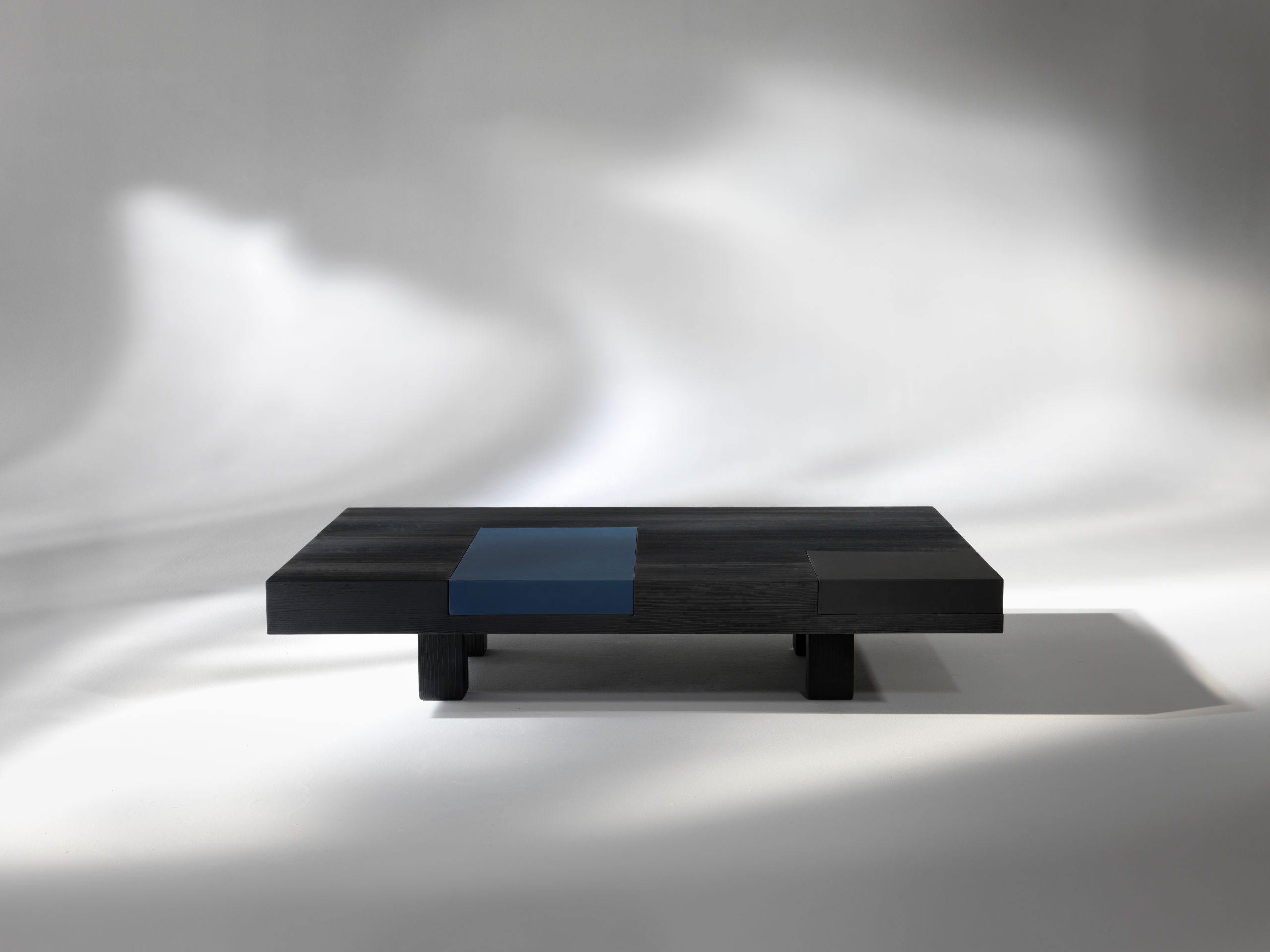 N.Y. Coffee tables by Albedo Design
